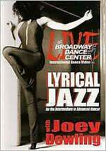 BROADWAY DANCE CENTER: LYRICAL JAZZ - DVD - Region Free