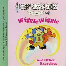 Bobby Susser Singers - Wiggle Wiggle & Other Exercises [New CD]
