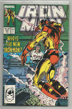 IRON MAN # 231 * NICE COPY * 1988