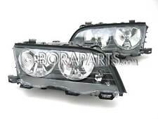 '99-01 BMW OEM Hella EURO E46 3-Series 4Dr Swivel Bending Dynabeam Headlight Kit