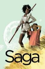 Saga Vol. 3 by Brian K. Vaughan (2014, Paperback)