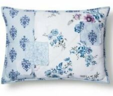 Simply Shabby Chic Dascha Patchwork Floral Decorative Throw Bed Pillow ONLY!