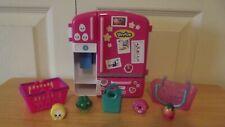 Shopkins So Cool Fridge Refrigerator Set with Shopkins