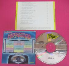 CD Compilation Quei Favolosi Anni'60 1966-12 LUCIO DALLA THE ROKES no lp(C45)