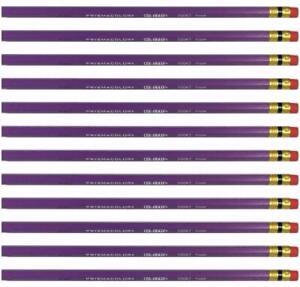 Prismacolor Col-erase Erasable Colored Pencil - Purple - 20067 - 12PC