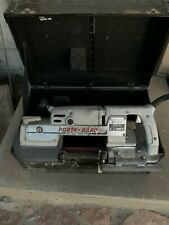 Rockwell Porta-Band Saw Model 724 Extra Heavy Duty, Vintage