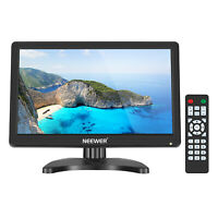 Neewer 11.6 inch HDMI Small TV Monitor with Remote Control Built-in Speaker