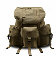 Repro Vietnam Era US Army Military Canvas Field Pack Backpack Bag