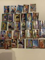 Dragon Ball Carddass TCG Trading Card 33 sheets set Bulk sale Vintage 1990s used