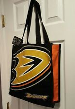 NHL Anaheim Ducks Canvas Tote Bag