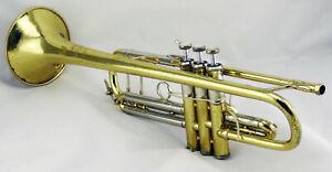 "1965 ""Corporation"" Bach Stradivarius 37 ML Professional Trumpet Original Lacquer"