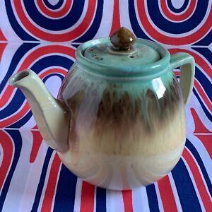 Rare Bakewells Sydney Pottery Teapot / Newtone Art Ware Australian Pottery c1930