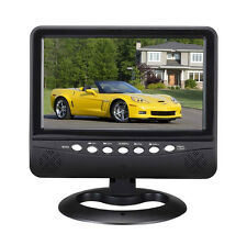 "7.5"" Multimedia Player Portable TV Monitor with FM/USB/SD Card Play Function"