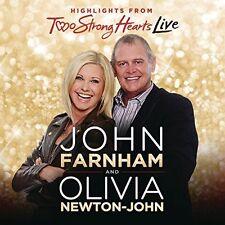 NEW - Two Strong Hearts Live by Olivia Newton-John; John Farnham