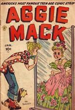Aggie Mack #1 Photocopy Comic Book, Superior Publications