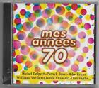 Mes Années 70 -CD 1997 NEU//NEW/NEUF Brigitte Bardot/Plastic Bertrand/Mike Brant