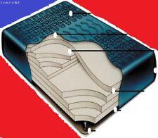 Cal King 98% Tethered Waveless Waterbed Mattress Bundles