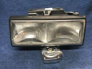 1991 1992 1993 Cadillac Fleetwood DeVille  FWD LEFT HeadLight Lamp Mount Panel