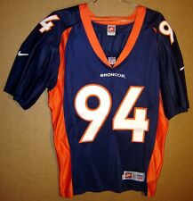 Denver Broncos Keith Traylor Authentic Nfl Jersey