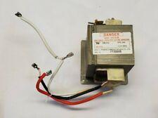 Genuine OEM Whirlpool microwave transformer part# W10880342
