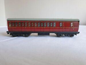 Hornby Dublo D13 coach in original box