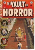 EC Comics 1953 The Vault Of Horror #33 Johnny Craig Cover Together They Lie