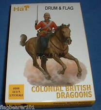 Cappello 8288-COLONIALE britannico DRAGONI-Scala 1/72