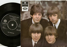 THE BEATLES BEATLES FOR SALE No 2 EP DANISH 45+PS 1965 MONO LAMINATED FLIPBACK
