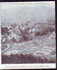 1934  --  PARC D ENFANTS DE LA BOURBOULE   m387
