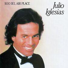 JULIO IGLESIAS : 1100 BEL AIR PLACE / CD (CBS CDCBS 86308)
