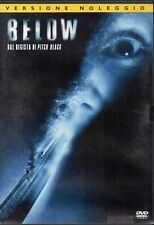 BELOW - DVD (USATO EX RENTAL)