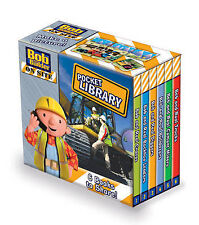 Bob the Builder on Site Pocket Library by Egmont UK Ltd (Board book, 2010)