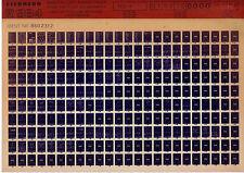 Liebherr R 984_1988_Ersatzteilliste_Ausrüstungen_Katalog_Liste_Microfich_Fich