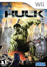 The Incredible Hulk (Nintendo Wii, 2008)