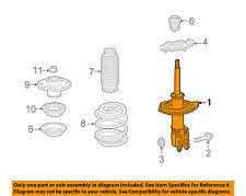 Pontiac GM OEM 2007 Torrent Front Suspension-Strut Right 25805824