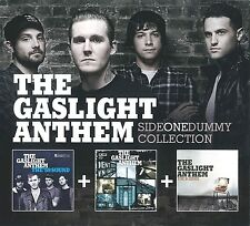 THE GASLIGHT ANTHEM - SIDE ONE DUMMY COLLECTION 3 CD NEU
