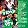 DJ TY BOOGIE - I'M SO 90's Pt. 3 (MIX CD) 90's R&B, HIP-HOP and BLENDS