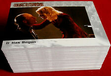 BATTLESTAR GALACTICA - Premiere Edition - Complete Base Set (all 72 Cards)