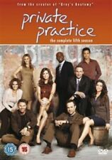 Private Practice - Season 5 [DVD], Good DVD, Griffin Gluck, Benjamin Bratt, Cate