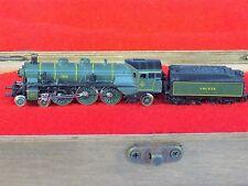 Märklin Zscale 88923 Steam locomotive S 3/6 der K.Bay.Sts.B. In custom wood case