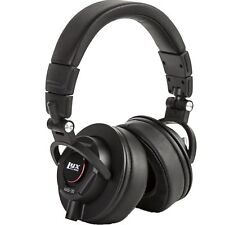 LyxPro HAS-30 Professional Over-Ear Studio Monitor Headphones with Detachable Ca