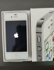 Unlocked Apple iPhone 4s - 16GB Black White iOS6.1.3   3G WIFI Smartphone