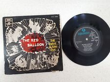 EP THE DAVE CLARK FIVE -THE RED BALLOON+3   ***ISRAEL***