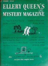 ELLERY QUEEN MYSTERY MAGAZINE 1955 DECEMBER