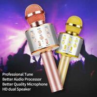 Mikrofonlautsprecher KTV Player Mic Party Wireless Handheld Bluetooth V9O3
