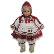 costume cappuccetto rosso bambina neonata 9 mesi vestito carnevale