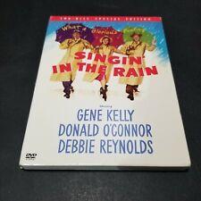 Singin' in the Rain Two-Disc Dvd Special Edition Gene Kelly Debbie Reynolds