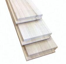 Parkett massiv Massivholzdiele Dielen Esche Natur 16x80 x 400-2400 mm ohne Fase
