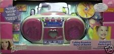 BARBIE-STEREO FUNCTION ONLY WITH BELTS AND THE INCLUDED CD-MATTEL 49336-BM
