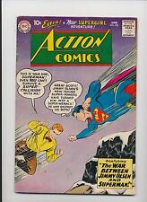 Action Comics #253 (1959) Very Good (4.0) ~ Supergirl ~ Curt Swan